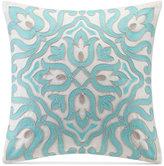 "Echo Cyprus Square 18"" x 18"" Decorative Pillow"