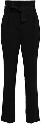 BA&SH Tommy Belted Twill Tapered Pants