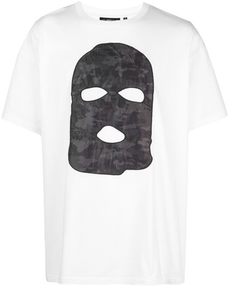 Mostly Heard Rarely Seen Hide and Seek drop shoulder T-shirt