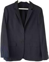 Margaret Howell Navy Wool Jacket for Women