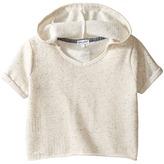 Splendid Littles Speckle French Terry Hoodie Girl's Sweatshirt