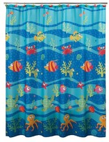 Nobrand No Brand Fishtails Shower Curtain