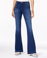 Tommy Hilfiger Weston Released-Hem Flared Jeans, Only at Macy's