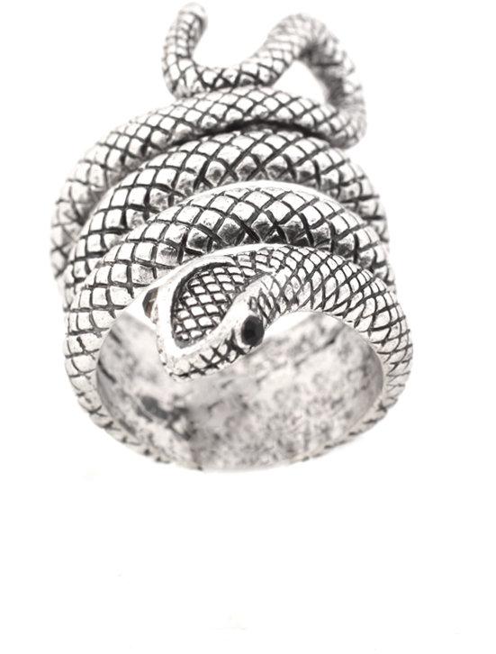 Asos Oversized Metal Snake Ring