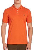 Polo Ralph Lauren Solid Short Sleeve Polo Shirt