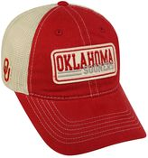 Top of the World Adult Oklahoma Sooners Patches Adjustable Cap