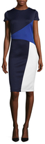 Alexia Admor Colorblocked Sheath Dress