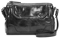 Frye Women's Mel Leather Crossbody Bag