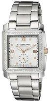 Stuhrling Original Women's 402.12112 Symphony Regent Lady Regency Square Swiss Quartz Swarovski Crystal Watch