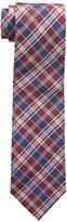 U.S. Polo Assn. Men's Herringbone Plaid Tie