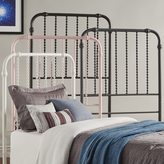 Inspire Q IQ KIDS Gulliver Vintage Antique Spiral TWIN Iron Metal Bed