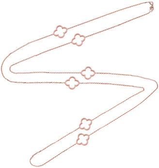 GABIRIELLE JEWELRY Silver Cz 32In Necklace