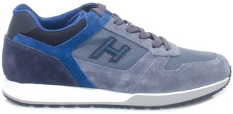 Hogan H321 Panelled Sneakers