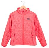 Patagonia Girls' Quilted Lightweight Jacket