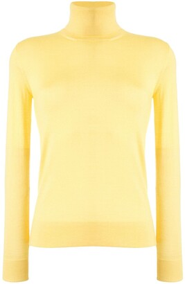 Ralph Lauren Cashmere Turtle Neck Jumper