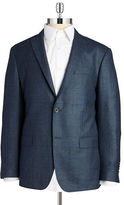 Michael Kors Two-Button Wool Blazer