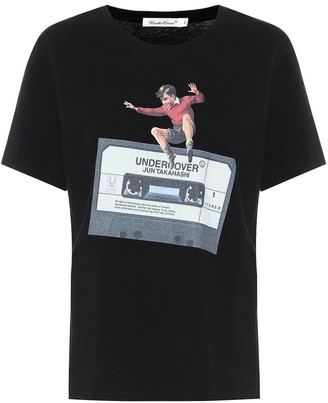 Undercover Boy Tape cotton T-shirt