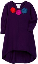 Mimi & Maggie Red Rock Sweater Dress (Little Girls & Big Girls)