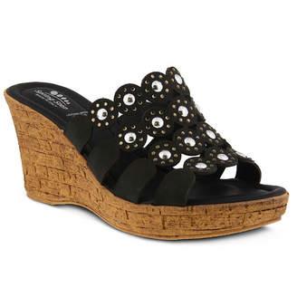 Spring Step Womens Alisma Slide Sandals