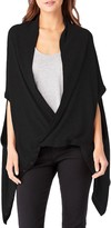 Michael Stars Brushed Knit Cape Top