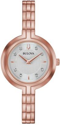 Bulova Women's Dress Watch, 30mm