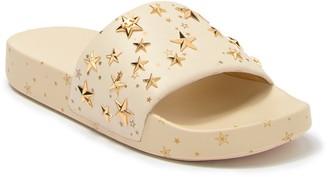 Tory Burch Studded Star Slide Sandal