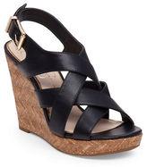 Jessica Simpson Jamallo Raffia Wedge Sandals