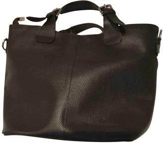 Jean Louis Scherrer Jean-louis Scherrer Brown Leather Handbags