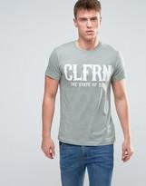 Esprit T-Shirt with California Print