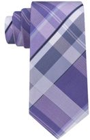 Kenneth Cole Reaction Men's Oxford Plaid Tie