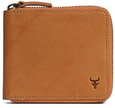 Trask Men's 'Billings' Zip Wallet - Brown