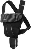 BABYBJÖRN Baby Carrier Original - Black/Pinstripe
