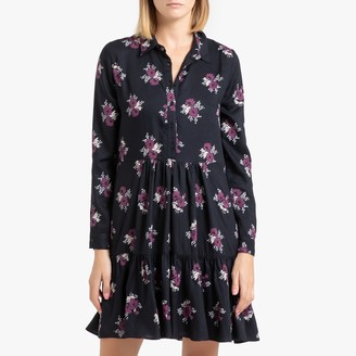 Petite Mendigote ELSA Long-Sleeved Dress