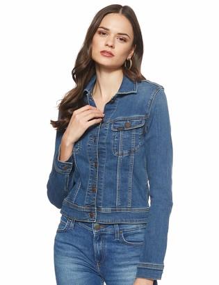 Lee Women's Slim Rider Denim Jacket