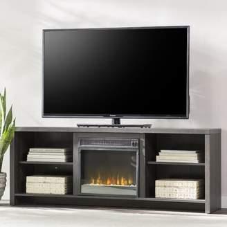 """Mercury Row Pelton TV Stand TVs up to 65"""" with Fireplace Mercury Row"""