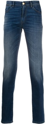 PT05 Low Rise Skinny Jeans