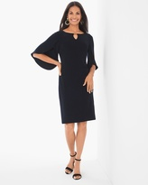Chico's Open-Sleeve Dress