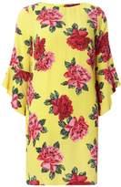 Dorothy Perkins Yellow Floral Shift Dress