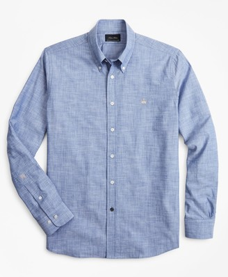 Brooks Brothers Riccardo Pozzoli for The Chambray Shirt