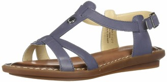 Hush Puppies Women's Olive T Ankle Strap Sandals