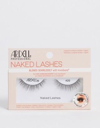 Ardell Naked Lashes - 420-Black
