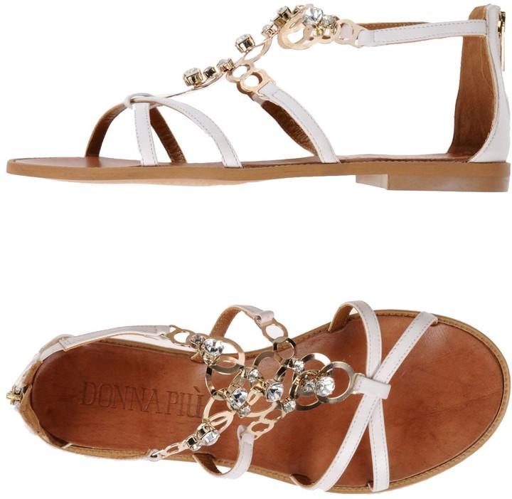 Donna Più Sandals - Item 11340116