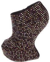 Giuseppe Zanotti Jem 105 Embellished Booties