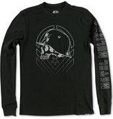 Metal Mulisha Men's Graphic-Print Thermal Shirt