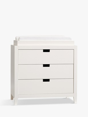 Pottery Barn Kids Marlow Dresser, White