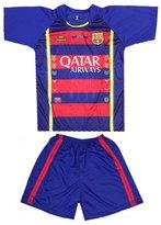 Praga FC Barcelona Jersey/Shorts Uniform Soccer Football Kids (3-4 yrs, )