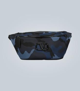 Valentino camouflage belt bag