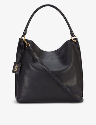 Saint Laurent Leather hobo bag