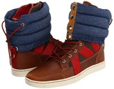 Creative Recreation Cicero (Brown Forest./Burgundy) - Footwear