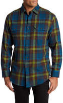 Pendleton Bridger Twill Plaid Regular Fit Shirt